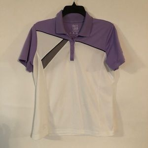 Kate Lord Performance Women's Purple Golf Top Sz M